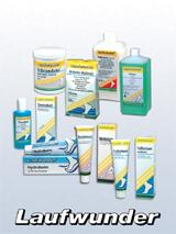 Laufwunder Produkte bei Kosmetik und Wellness erhältlich