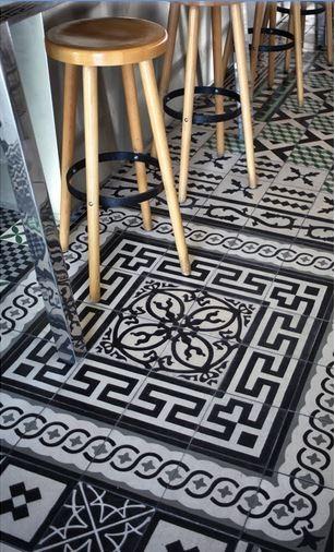 CAROCIM: Patchwork von Philippe Starck, La Coorniche