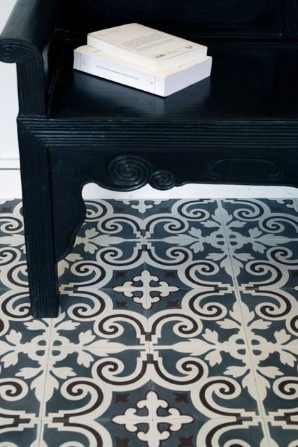 Couleurs & Matières, Zementfliesen / Dekor: VENDOME 10.33.35, 20x20 / 1,5 cm