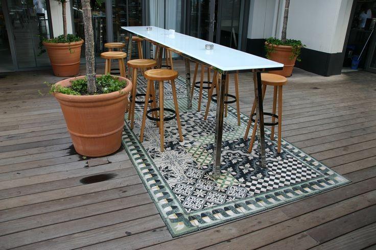 CAROCIM, Zementfliesen-Patchwork