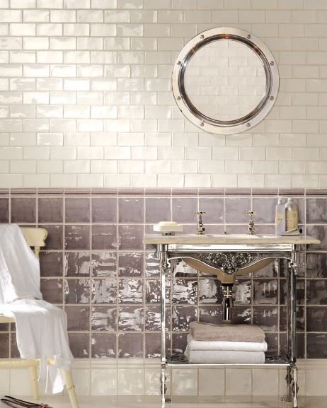 badezimmer southern tiles mediterrane wand und bodenfliesen. Black Bedroom Furniture Sets. Home Design Ideas