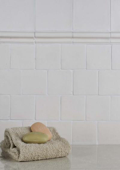 """Serie """"Nature"""", Farbton: Linen 10x10 cm"""