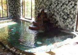 源泉掛け流しの温泉