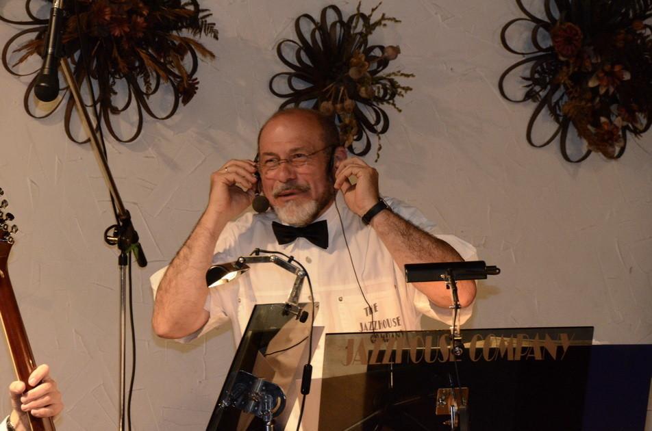 Conférencier & Gitarrist Walter Sieber