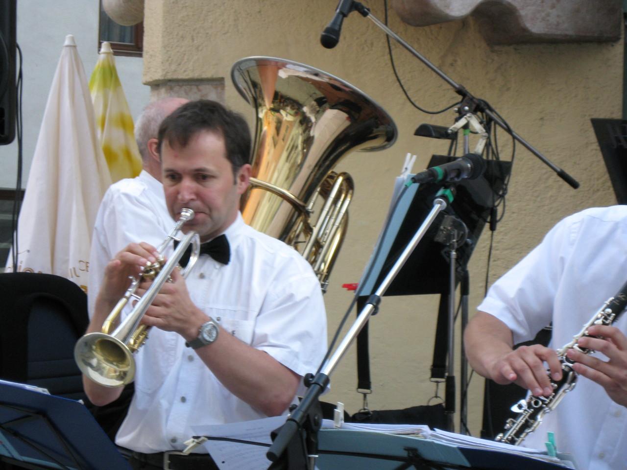 """Josef """"Zep"""" Ausserlechner: Trompete"""