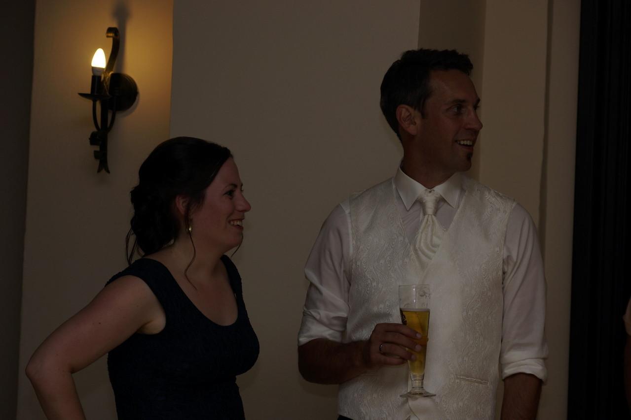 Elisabeth und Todd