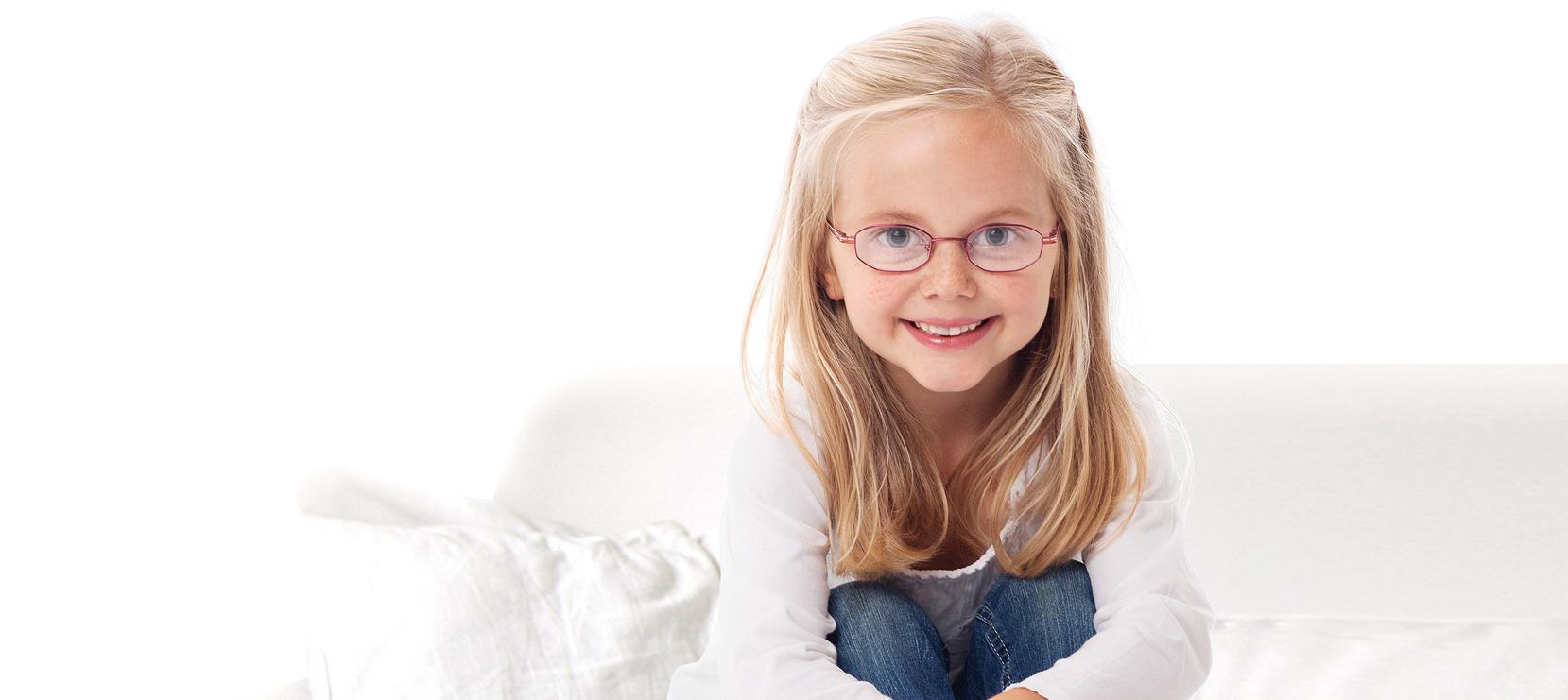 Die Kinderbrille - worauf Sie achten müssen - Kind und Sehen