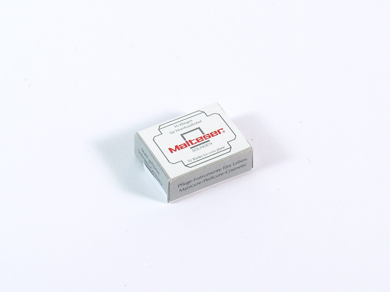 Malteser Nr. 23/5100 Päckchen mit 10 Stück Hobelklingen