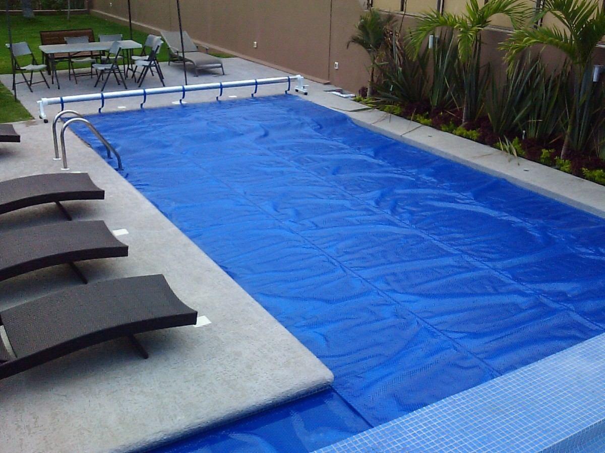 Cobertores de verano lona en pvc para piscinas for Cubiertas de lona para piscinas