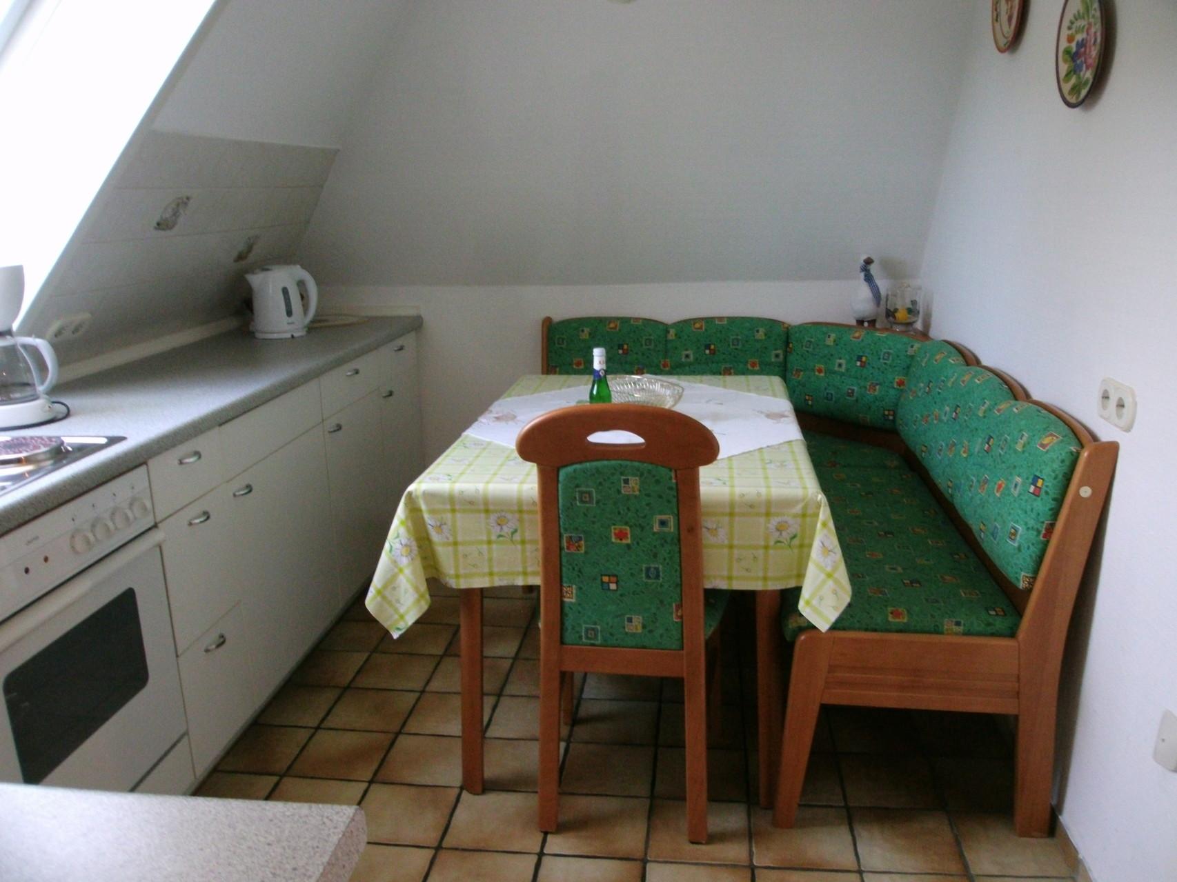 Küche - Obergeschoss