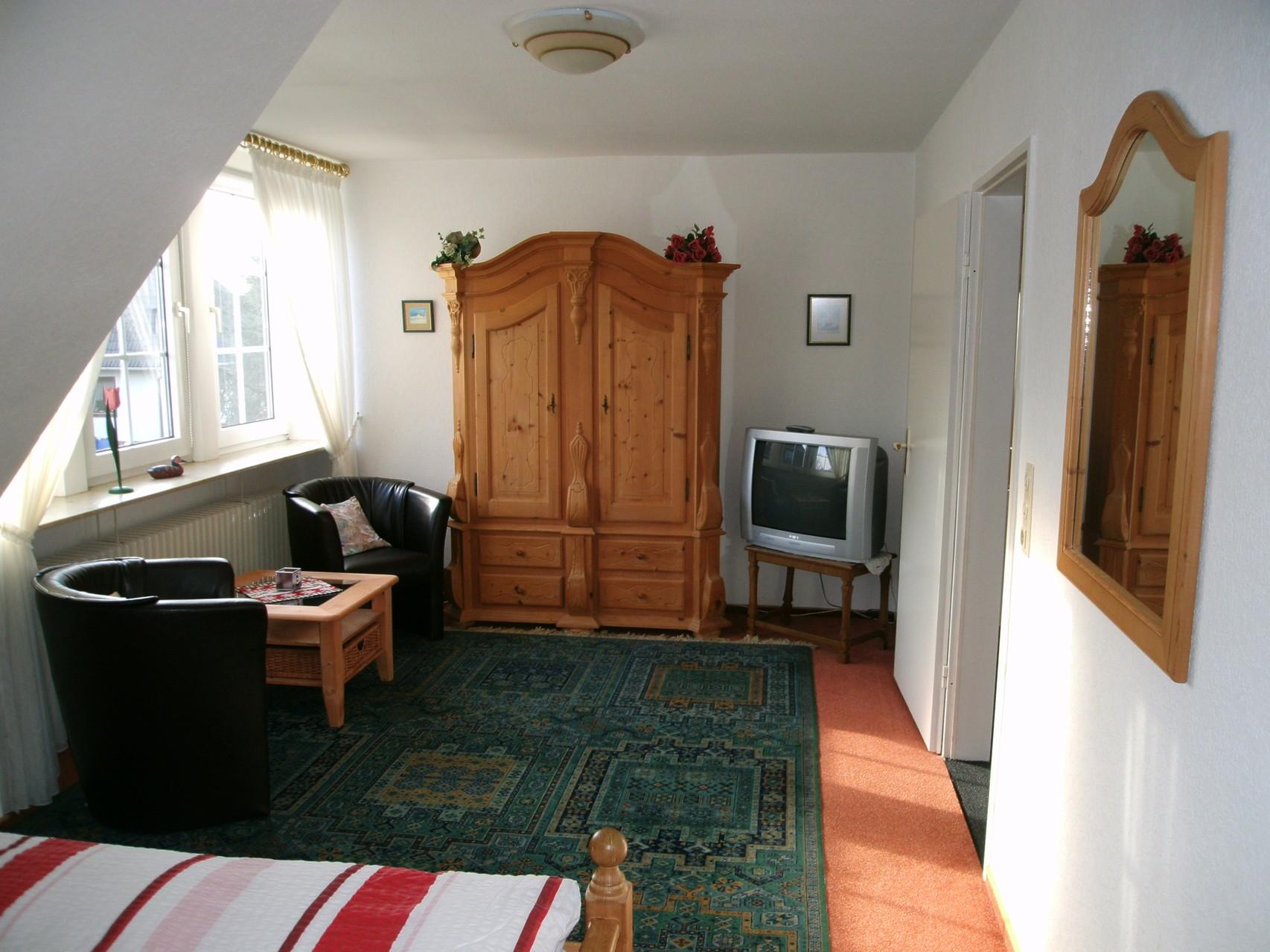 Elternschlafzimmer - Ansicht 2