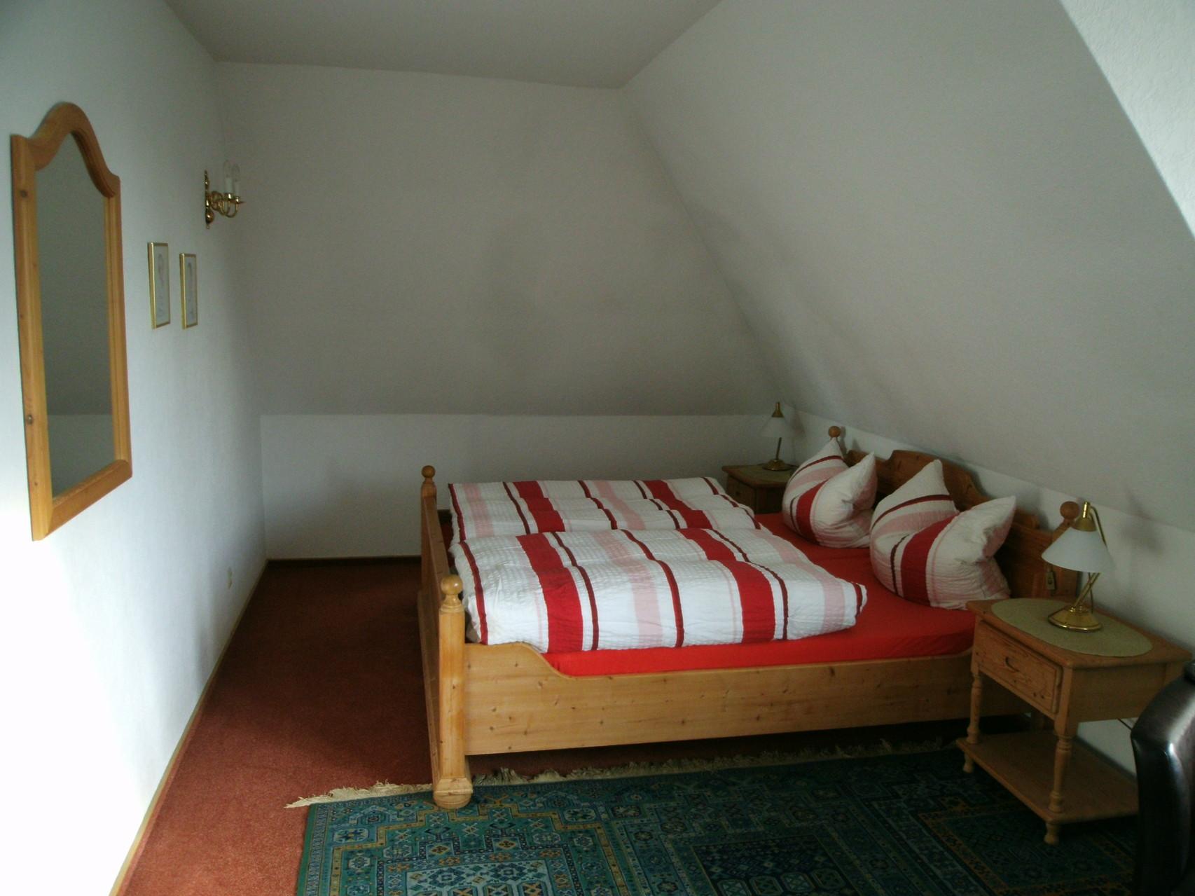 Elternschlafzimmer - Ansicht 1