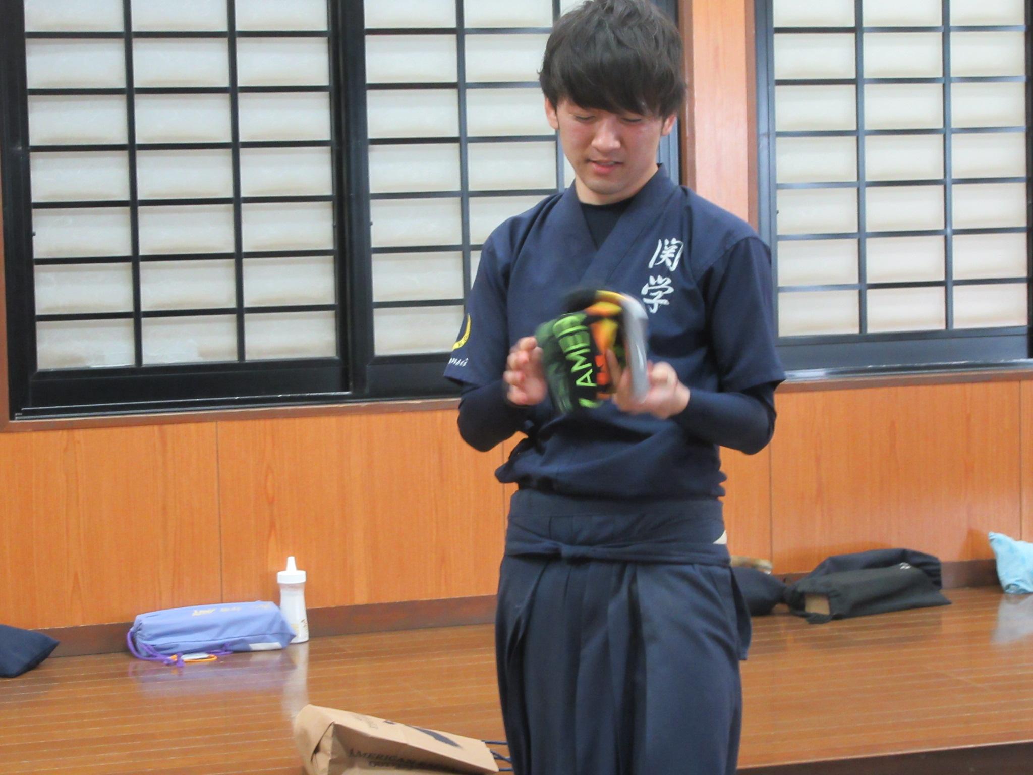 春合宿総的中率 男子2位 延岡(新3年) 0.865
