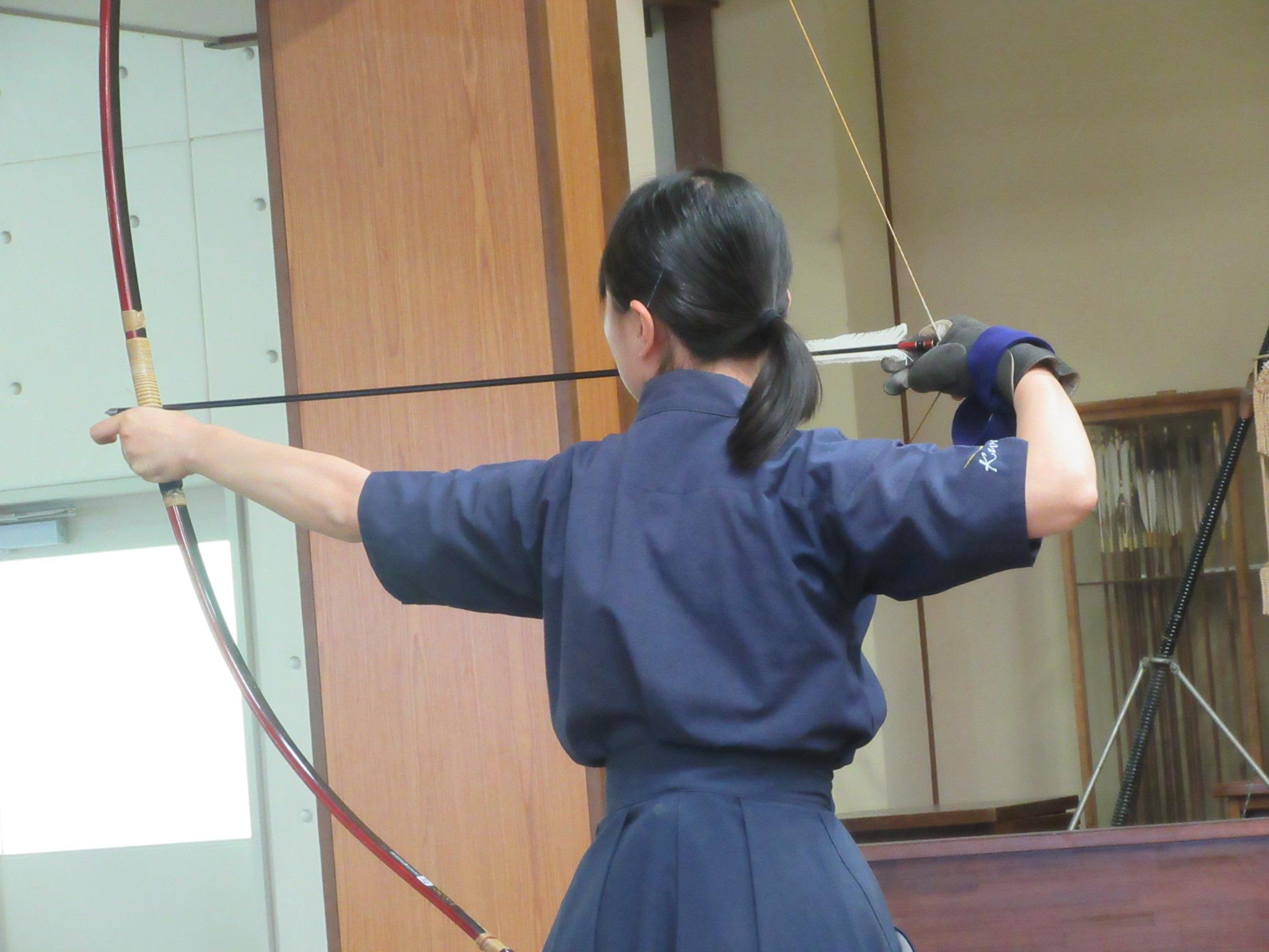 女子の部 大前 石川(3)