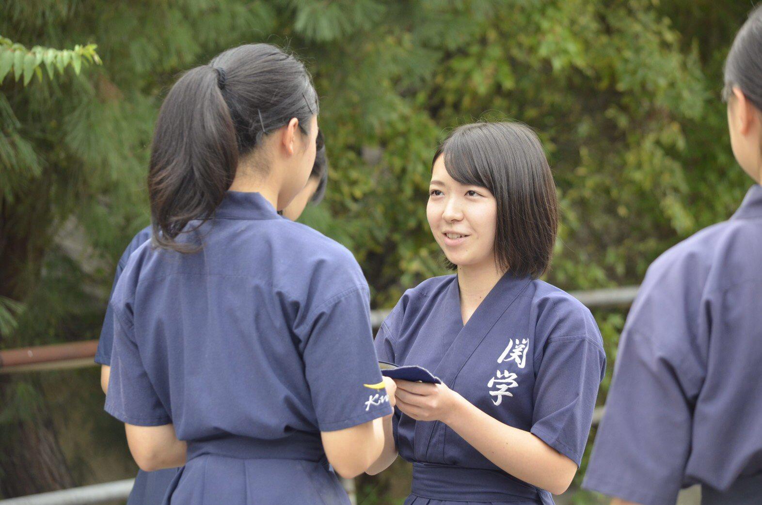 頼れる女子主将 村上(4)
