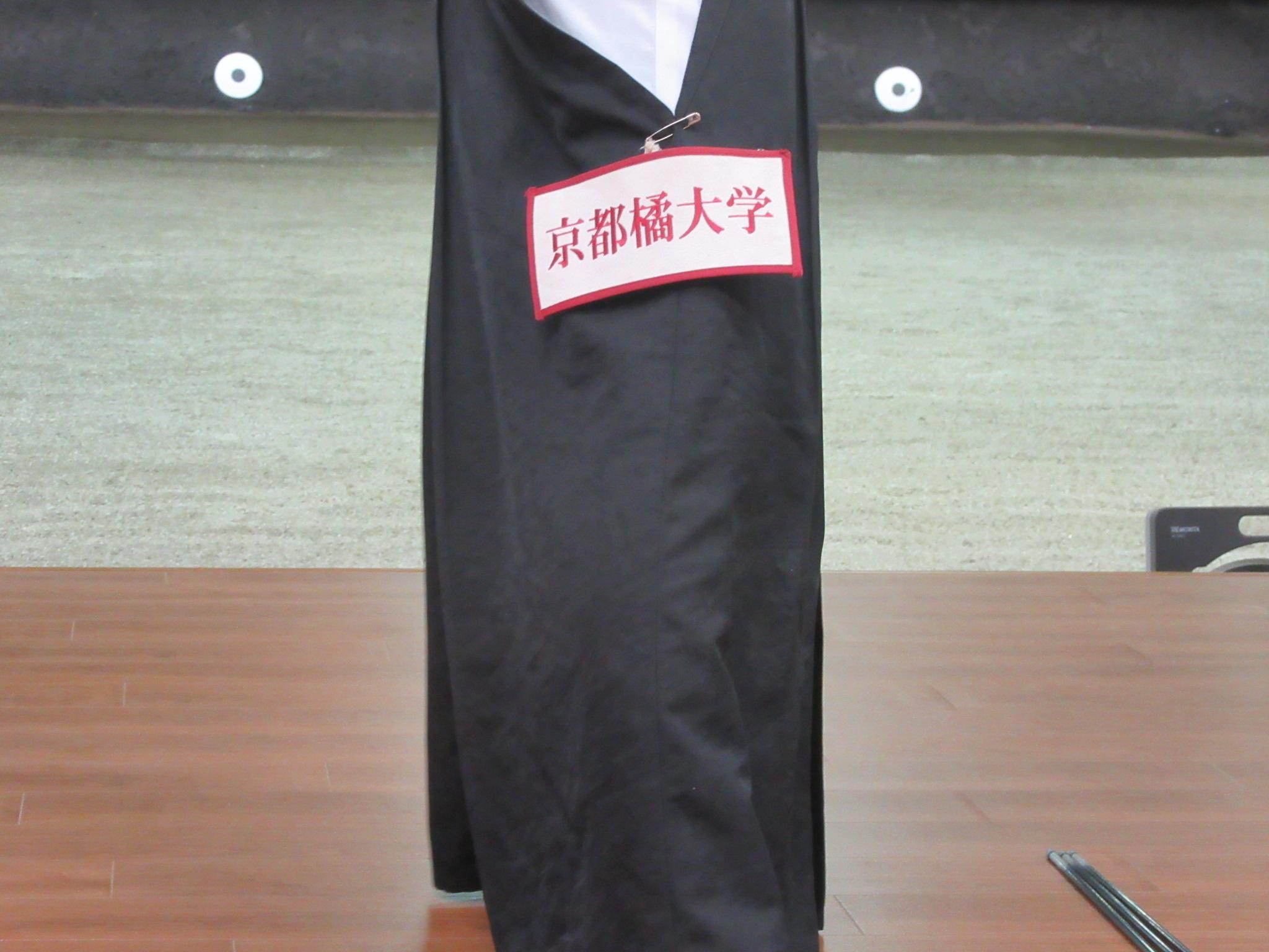 京都橘大学は全国選抜で優勝している強豪校です