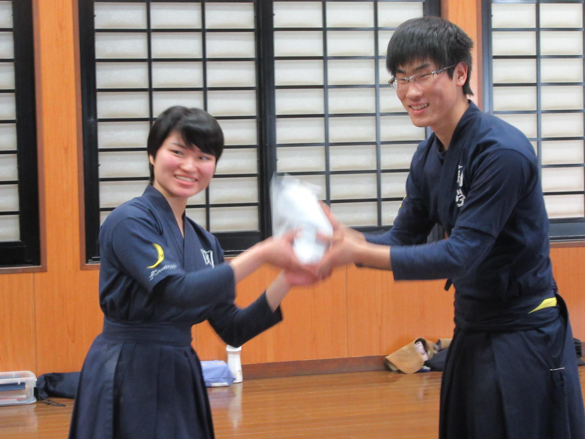 春合宿総的中率 男子3位 福澤(新3年) 0.803