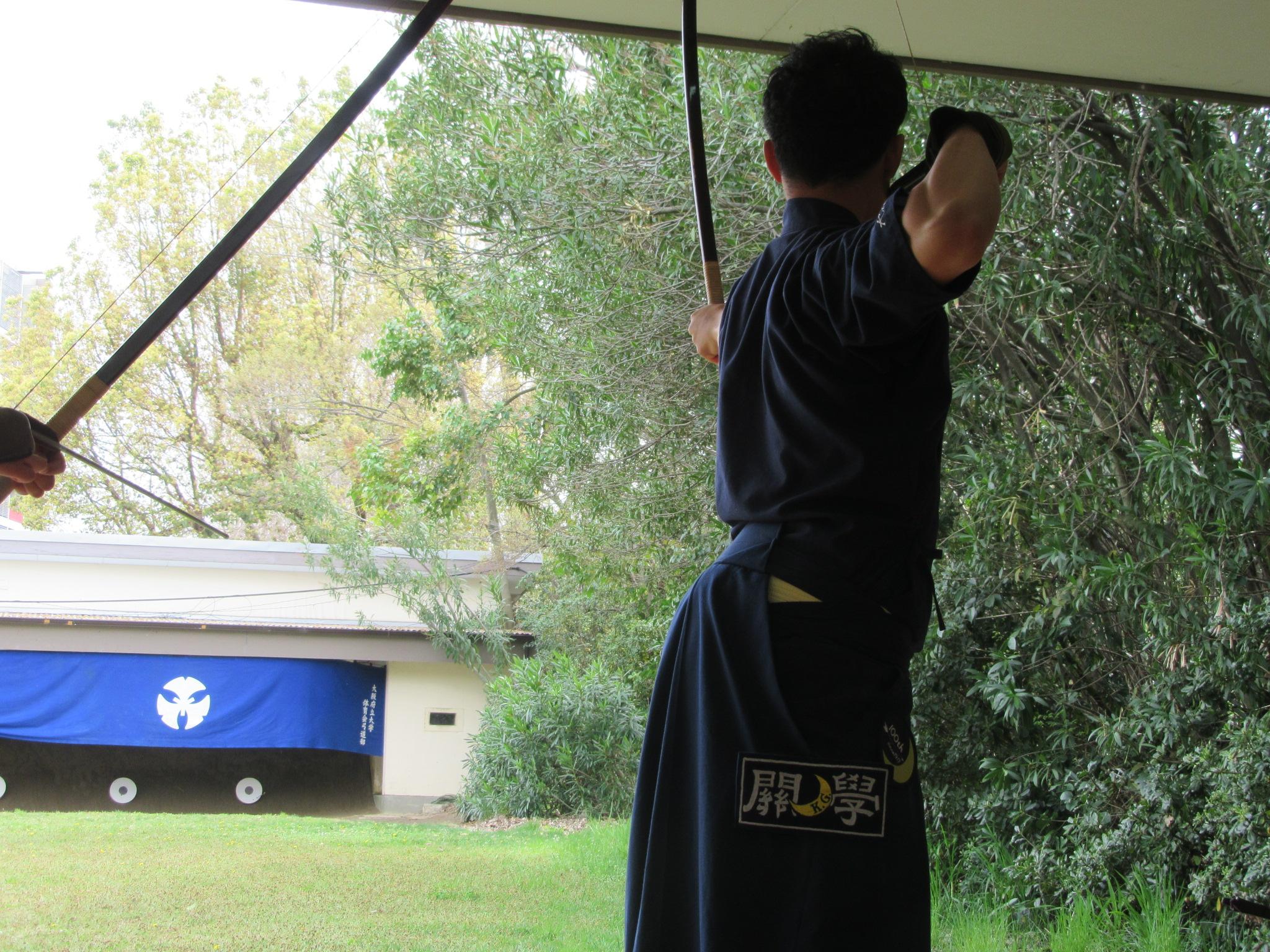 二的 矢野遼(2) 平山の高校の先輩です