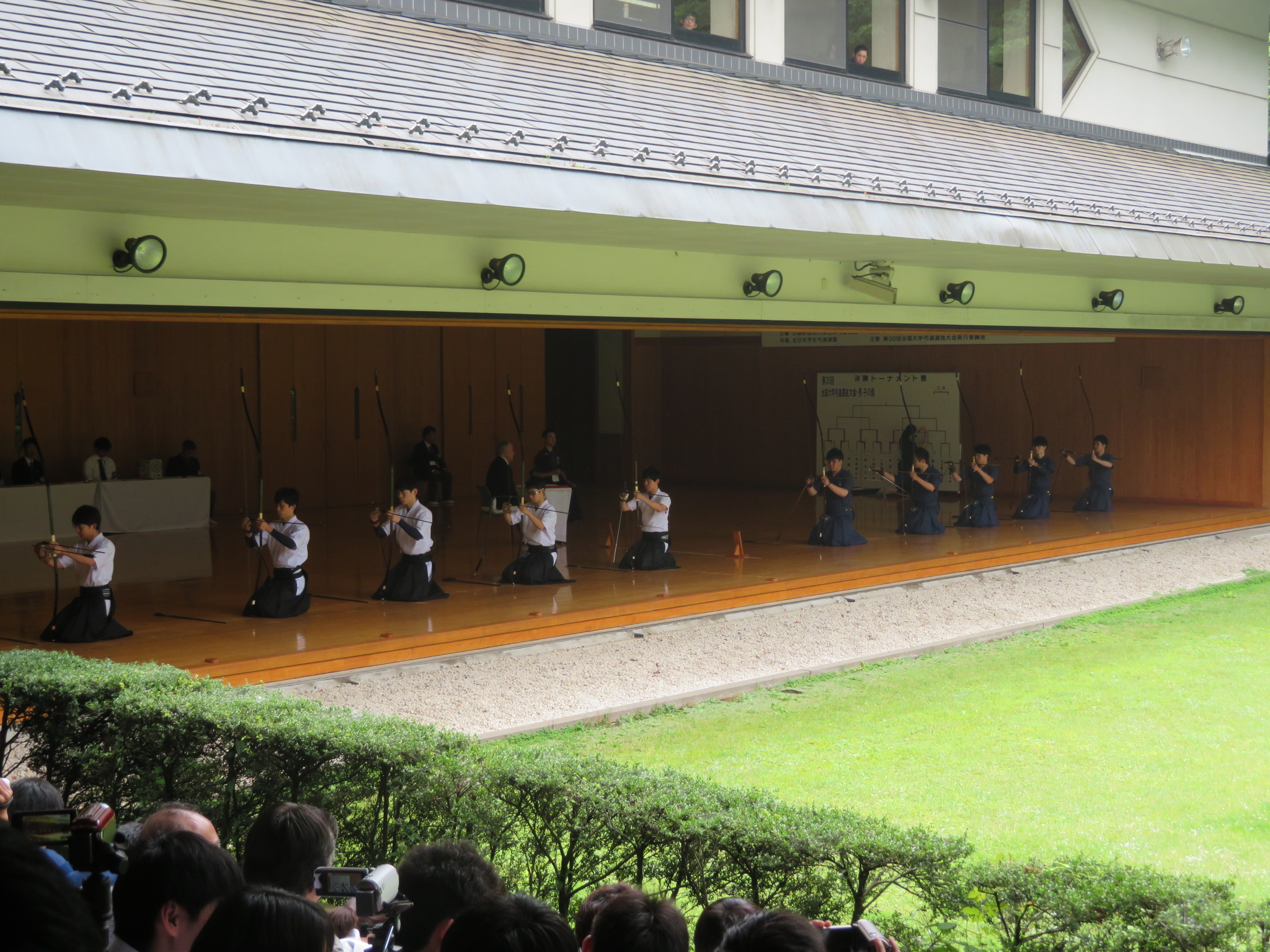 決勝トーナメント1回戦 対名古屋工業大学