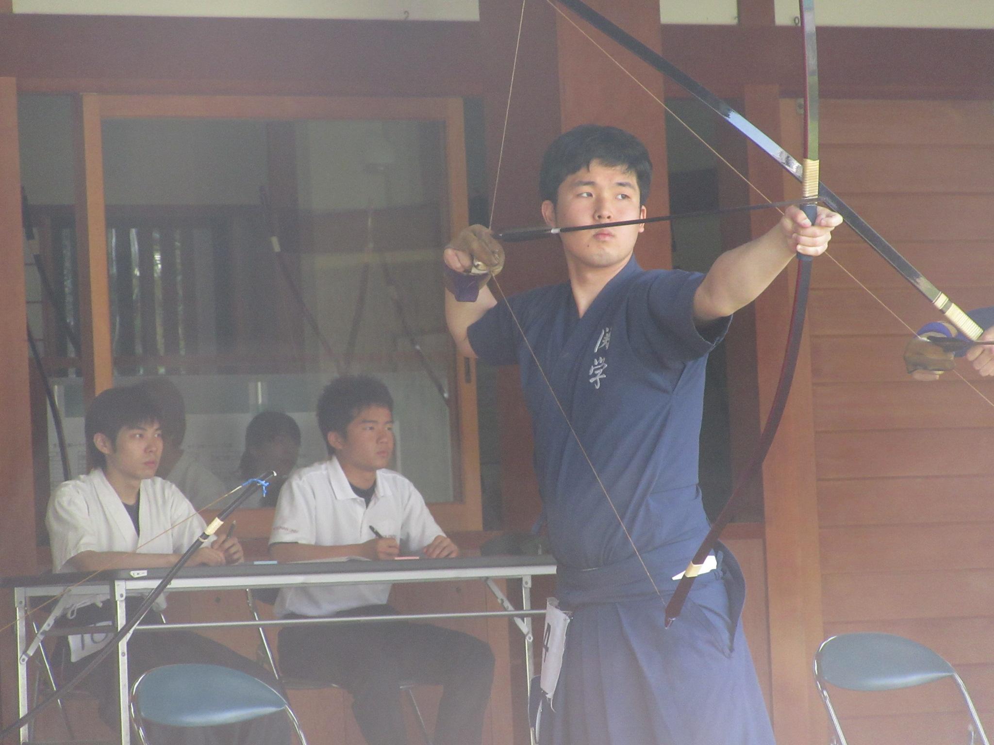瀬戸(3)個人5位入賞 団体準優勝