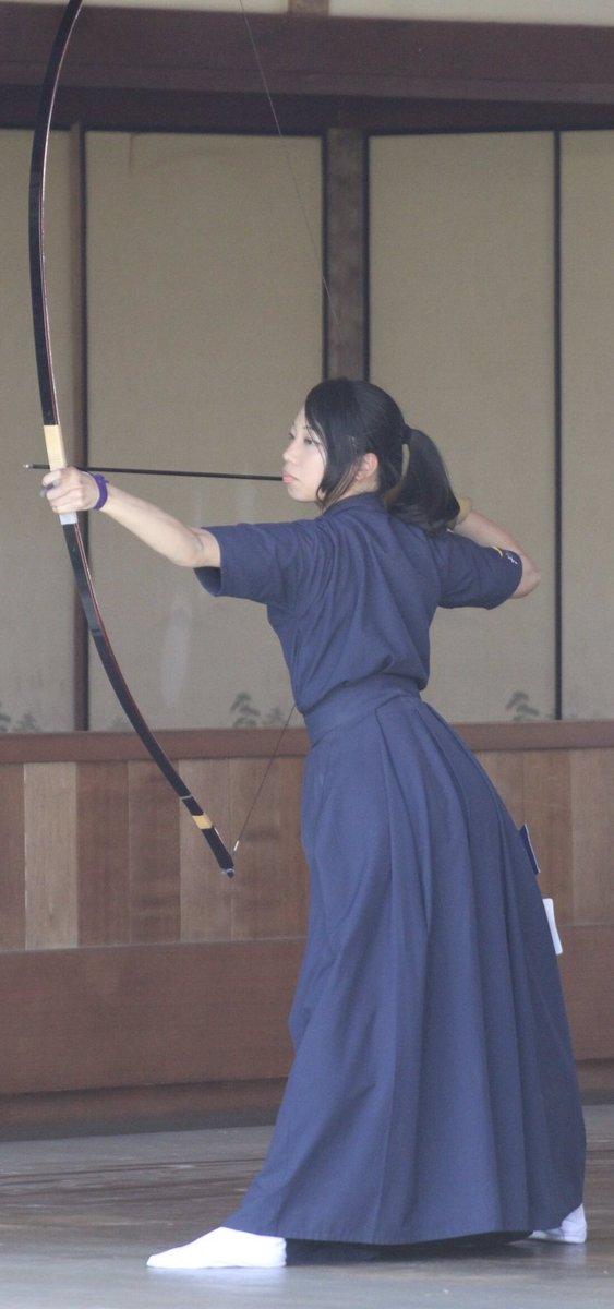 女子個人準優勝 東田悠依(商4)