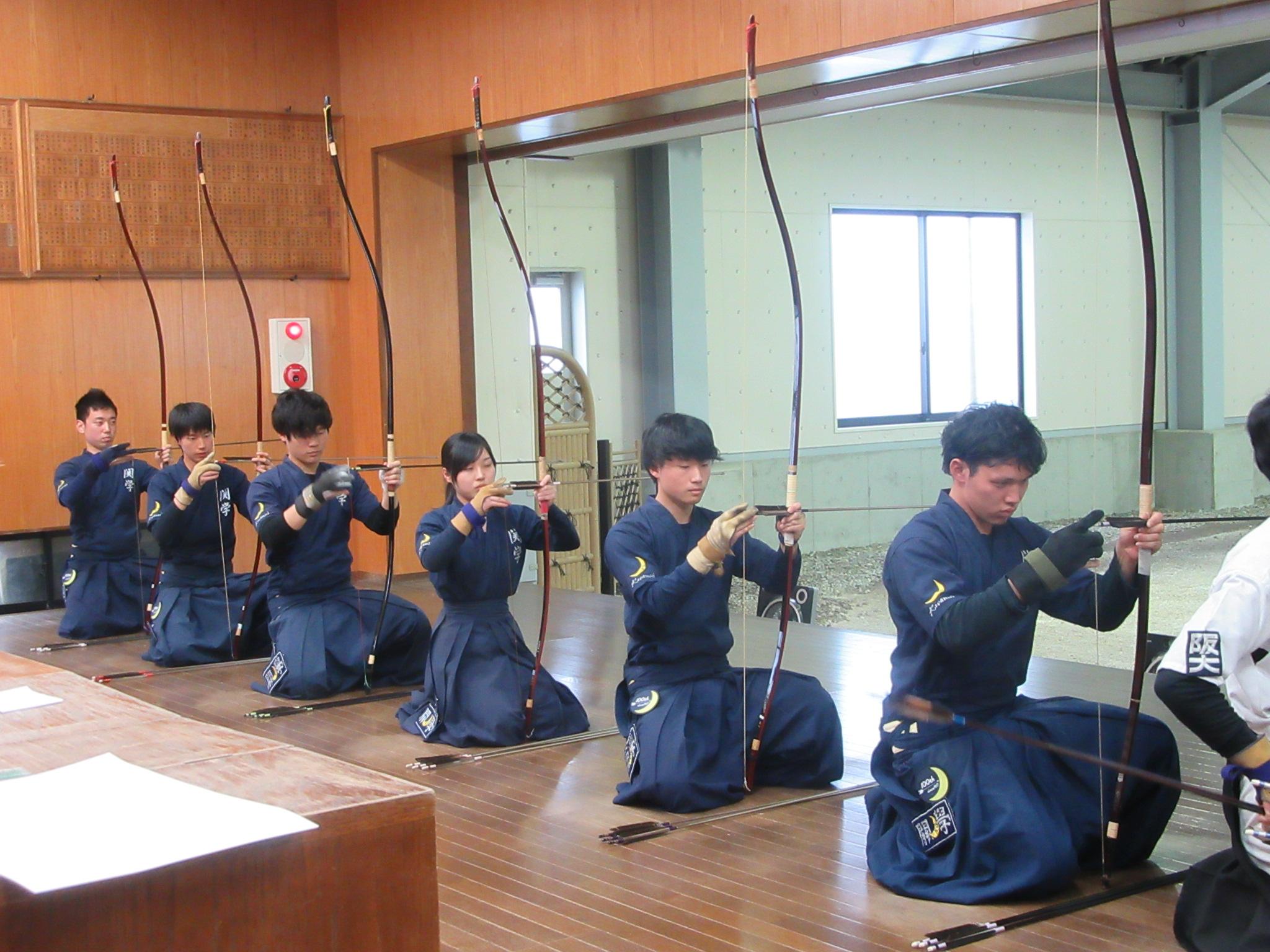 関西学院新人チーム