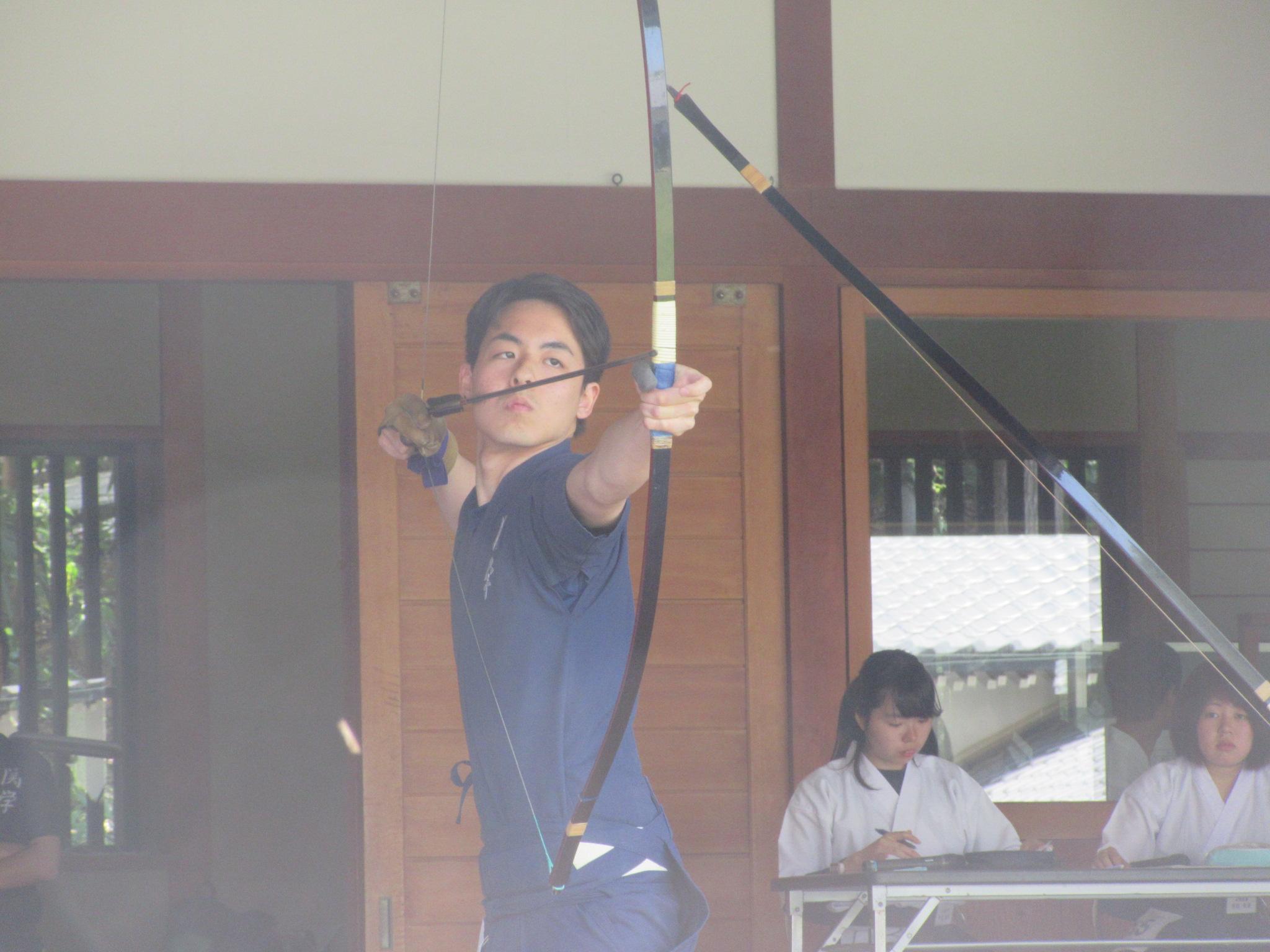 中島(4)兵庫学連のサポートで孤軍奮闘、仕事に安心感があります