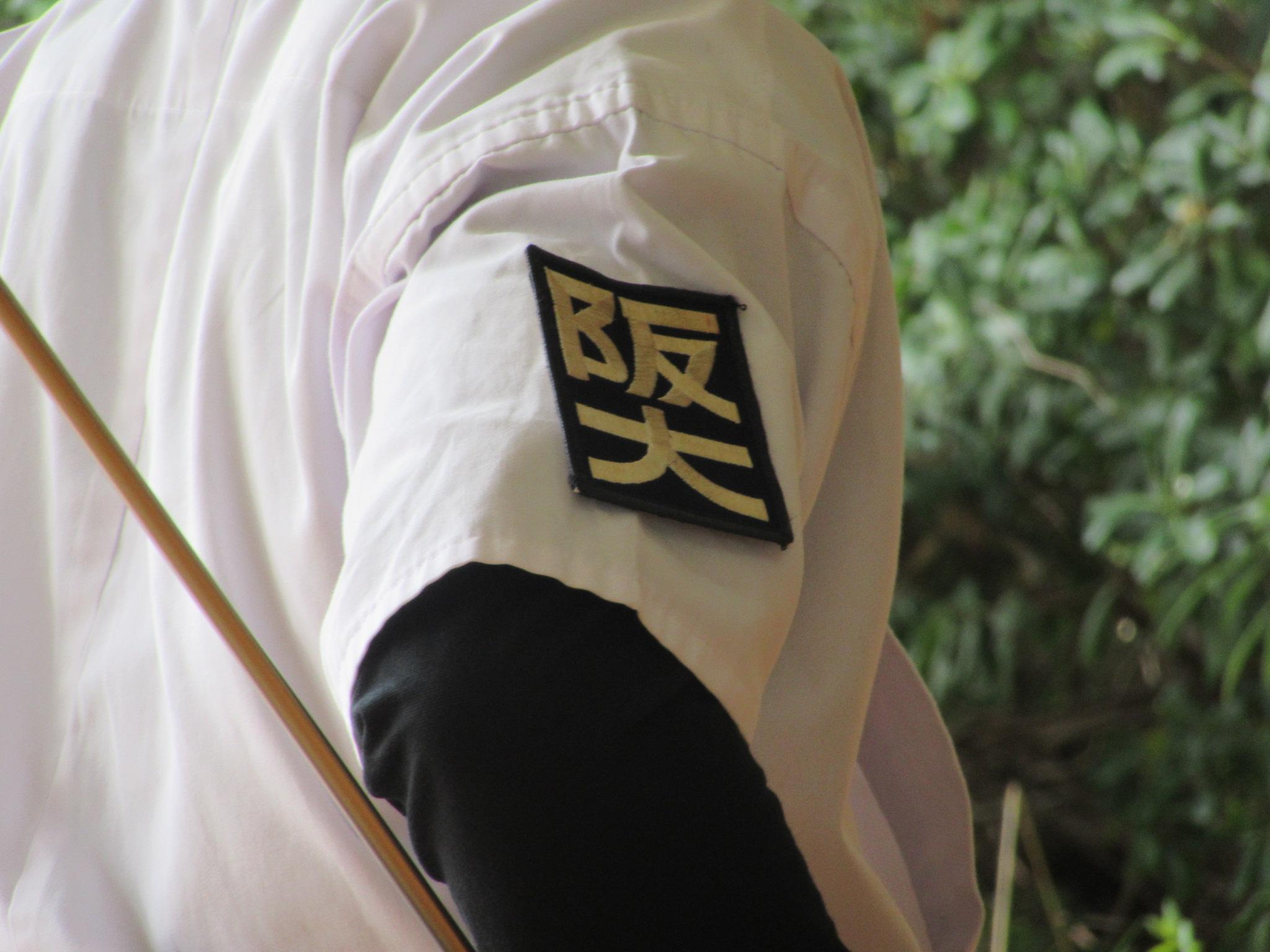 対するは大阪大学さん、昨年も新人戦で対戦しましたがいつも迫力に圧倒されます