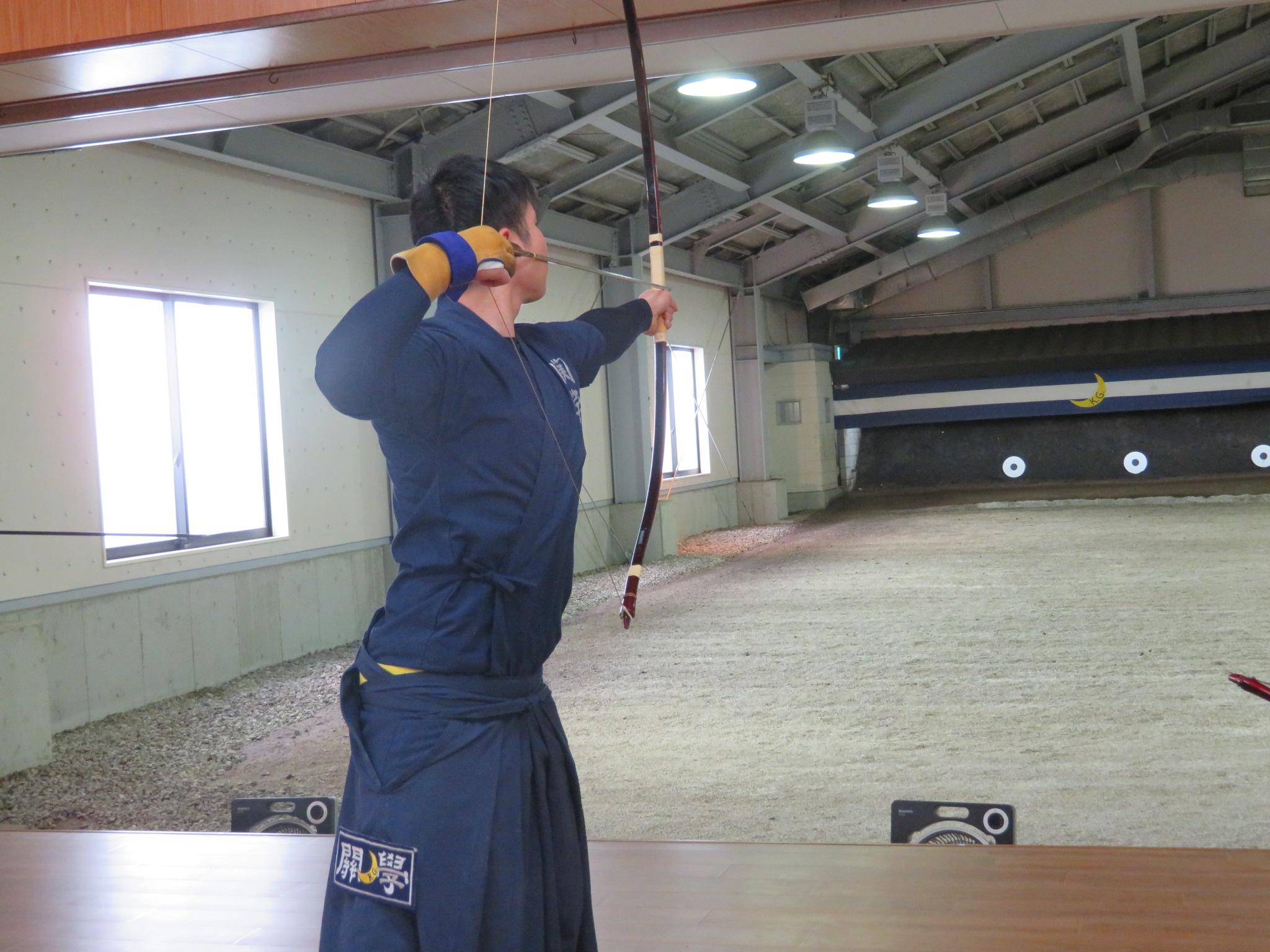 落前 染田(新2年)