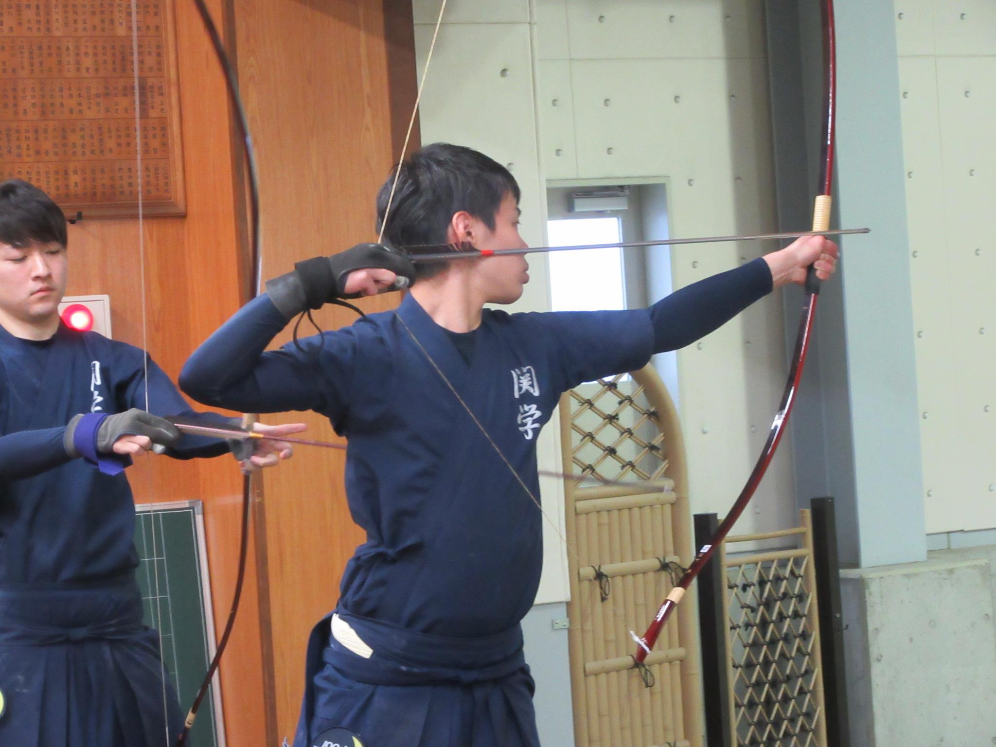 甲南中学高等学校OBの上川(経済4)、今年も彼が企画や調整を担当してくれました
