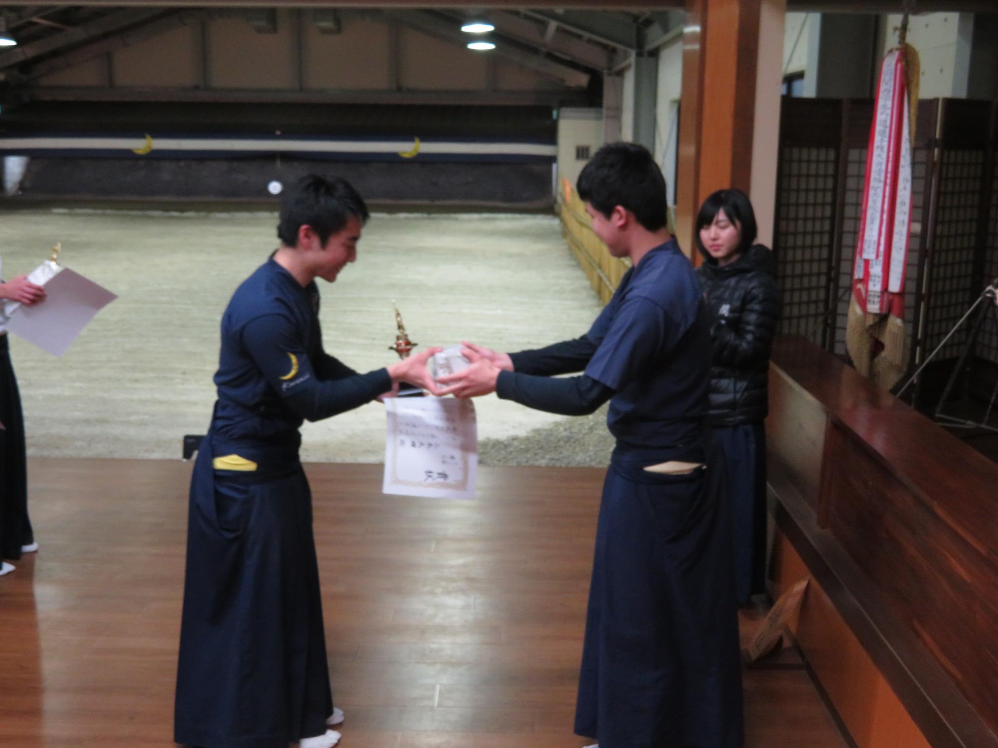 個人3位 関西学院大学 三木選手