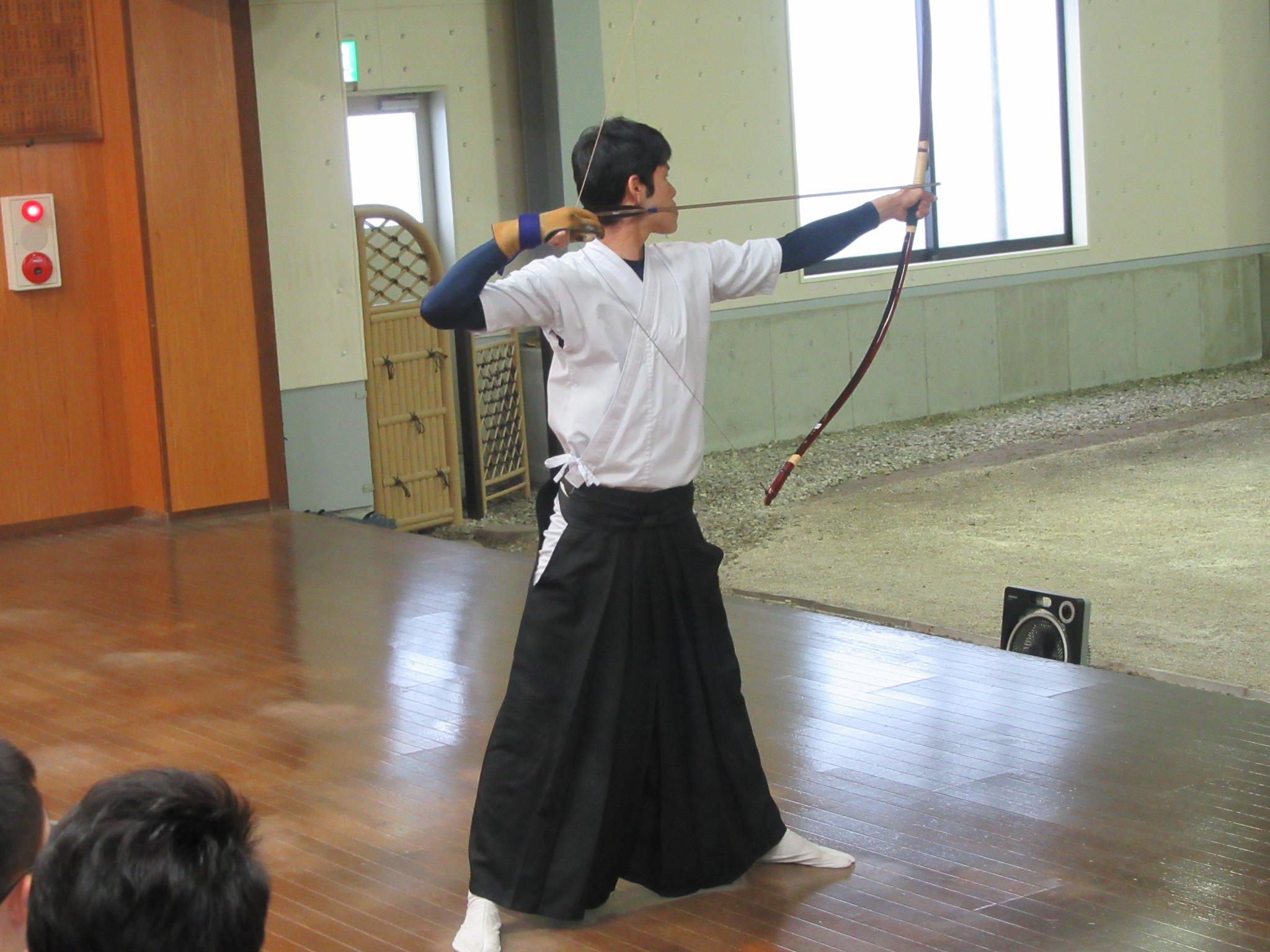 和弓の会相は誰が見ても美しいです