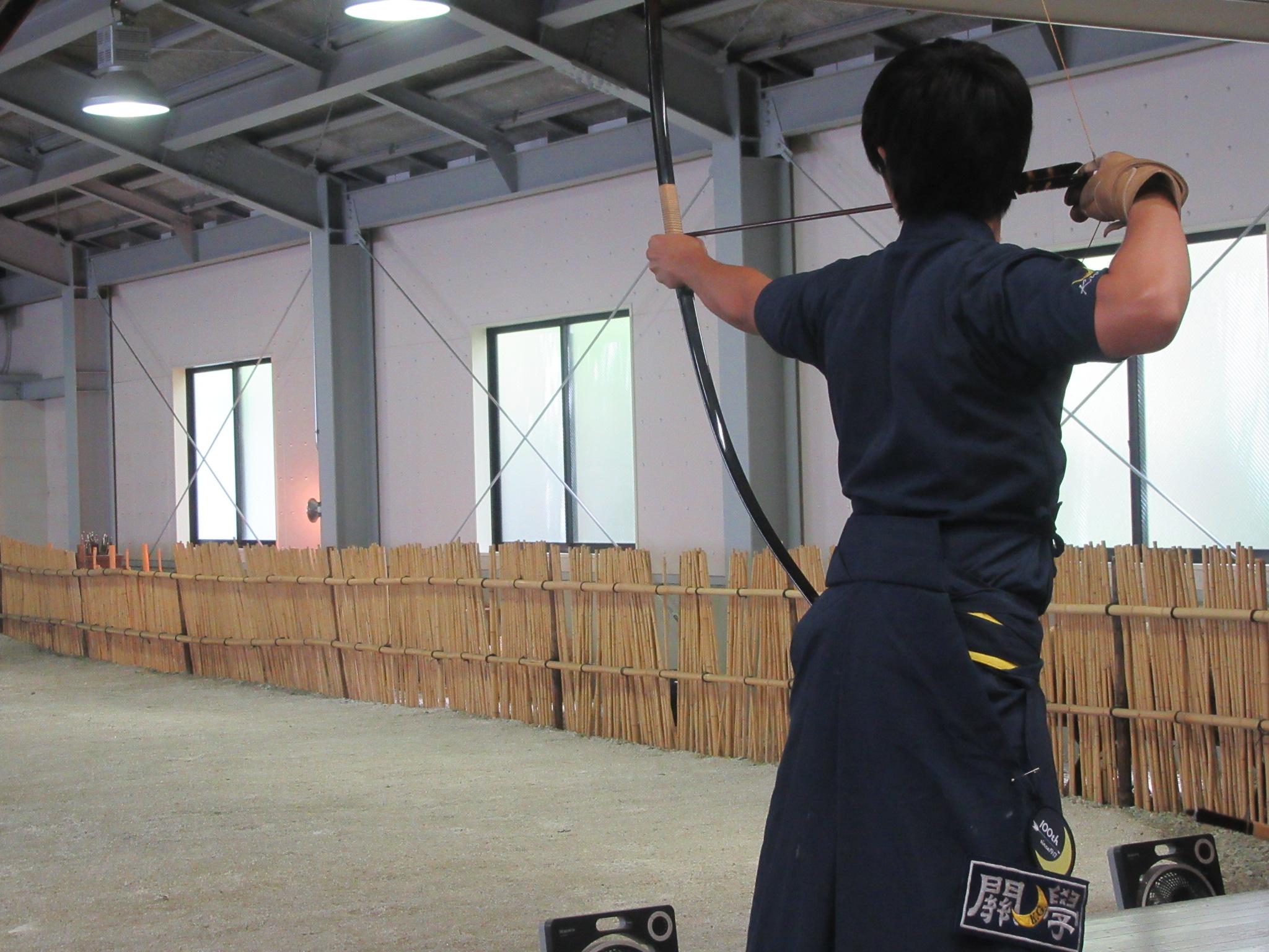 新人の部 三的 川原田(1)