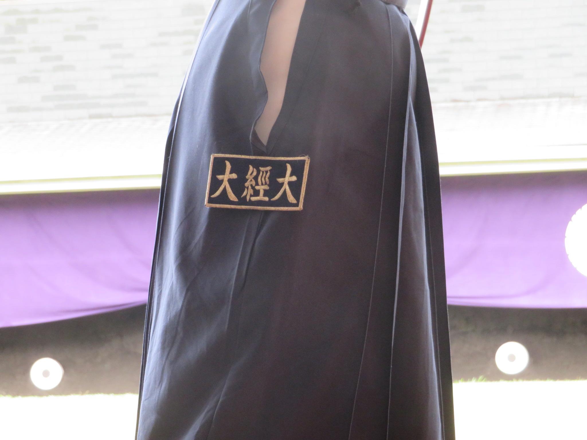 大阪経済大学さん、決勝まで女子だけで昇り詰めました