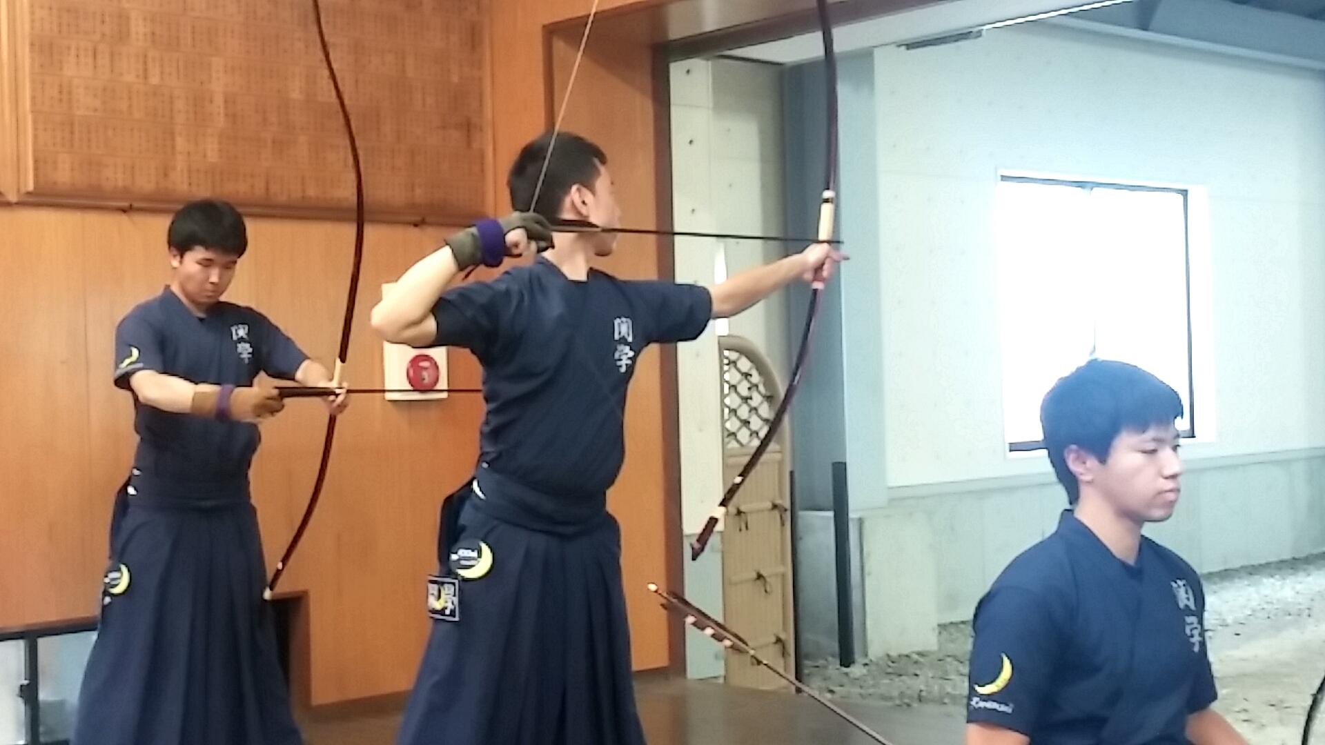 前立落前 中村(3)6中/12射