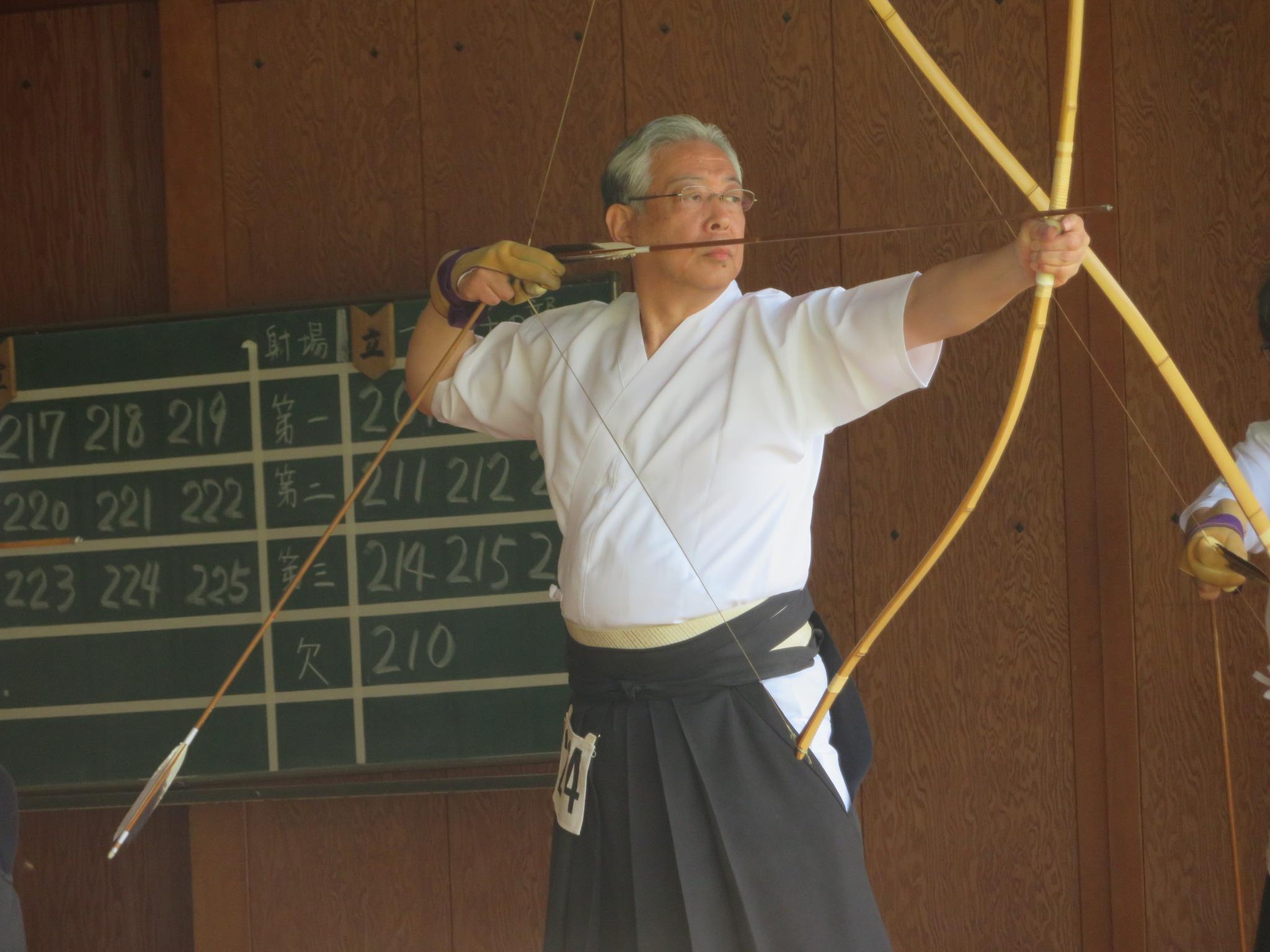 昭和40年卒 永井先輩