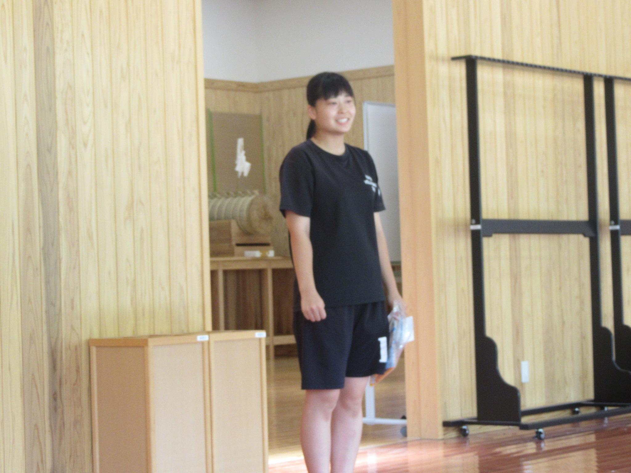 宮崎県弓道連盟串間支部特別賞 女子 沼野(1)