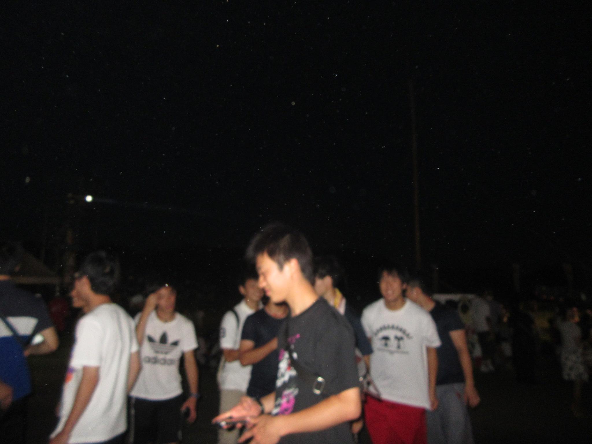 都井岬火祭り