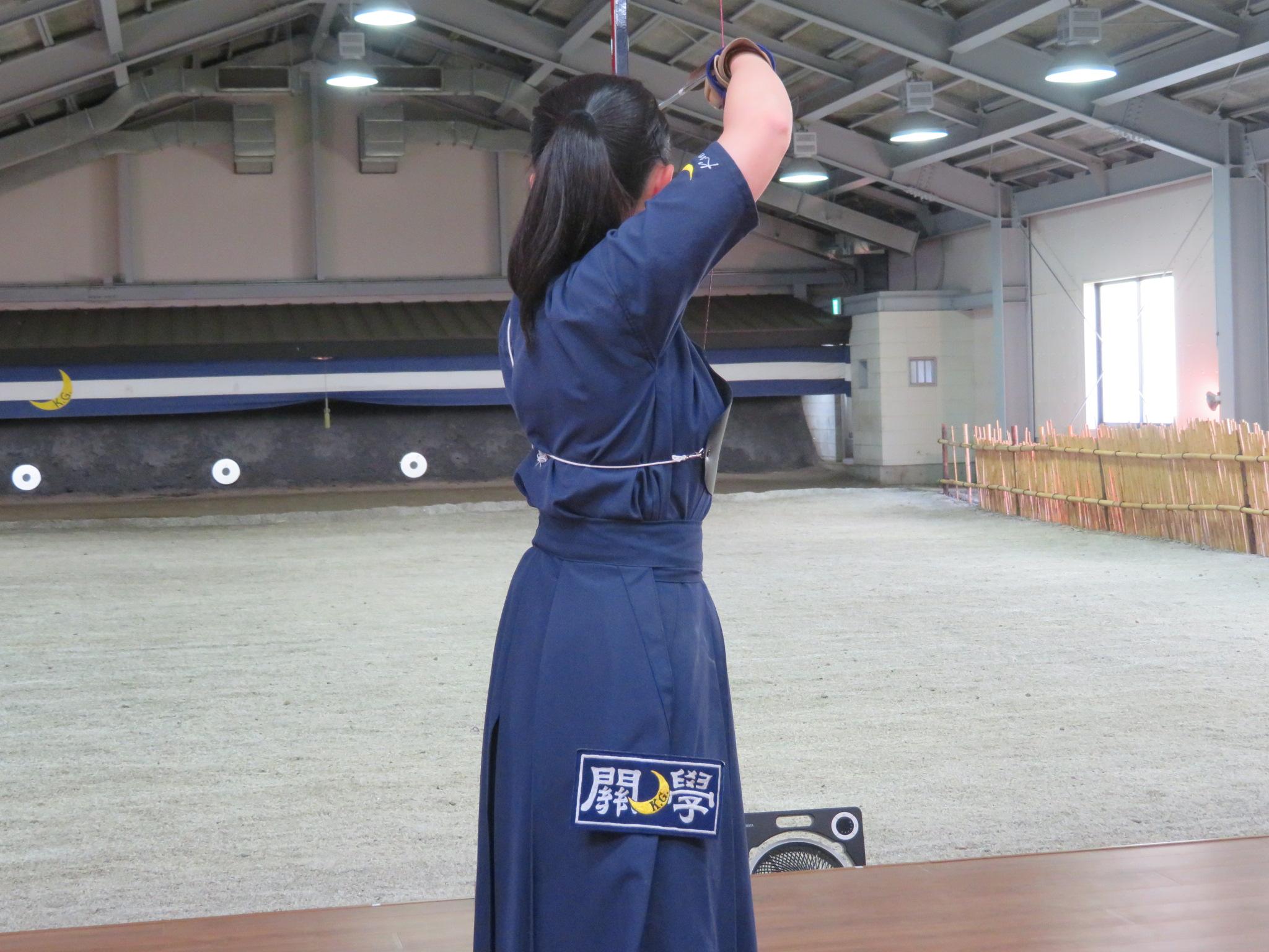 定期戦 落前 岡田那(3)