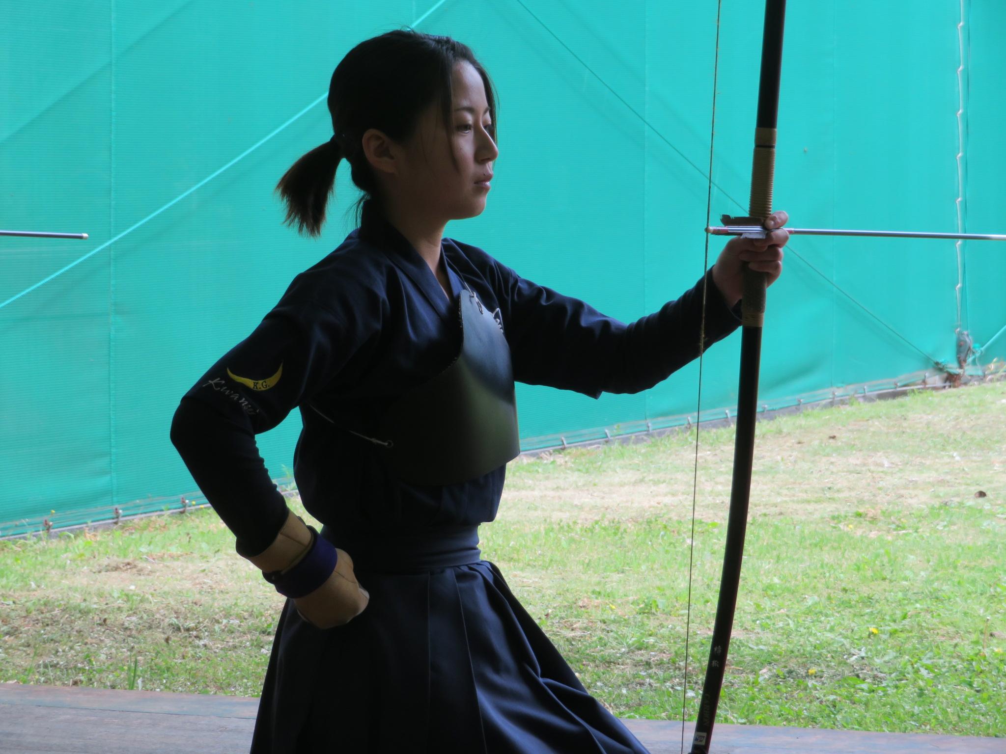 落前 岡田真緒(3)
