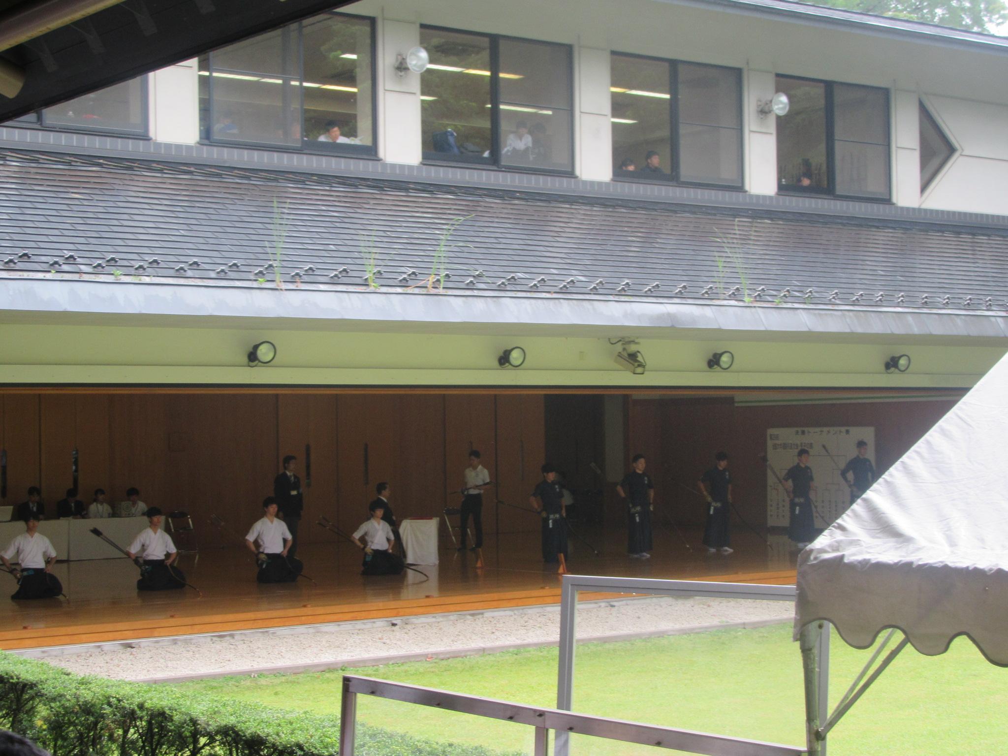決勝トーナメント1回戦 対東京大学