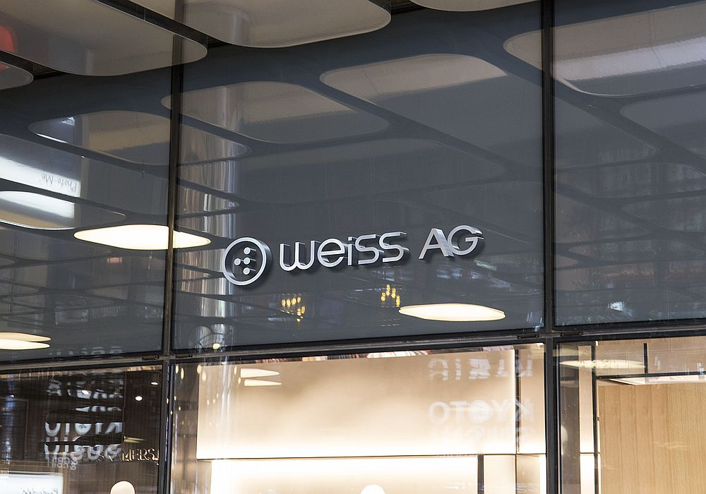Weiss AG best for your assets.