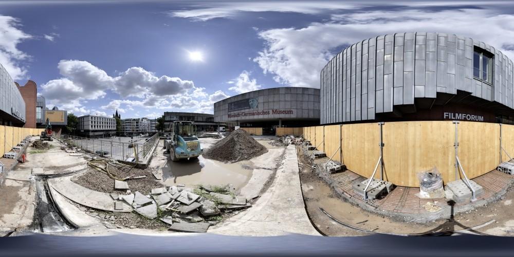 Download construction site documentation