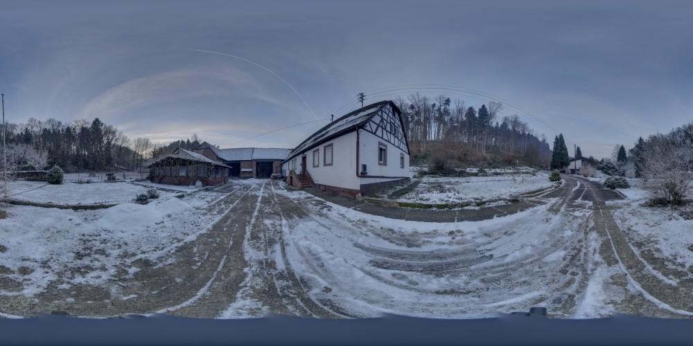 Download winter scene