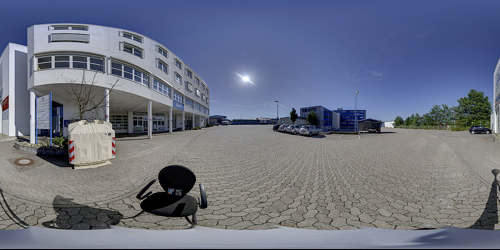hdr parking place for free download