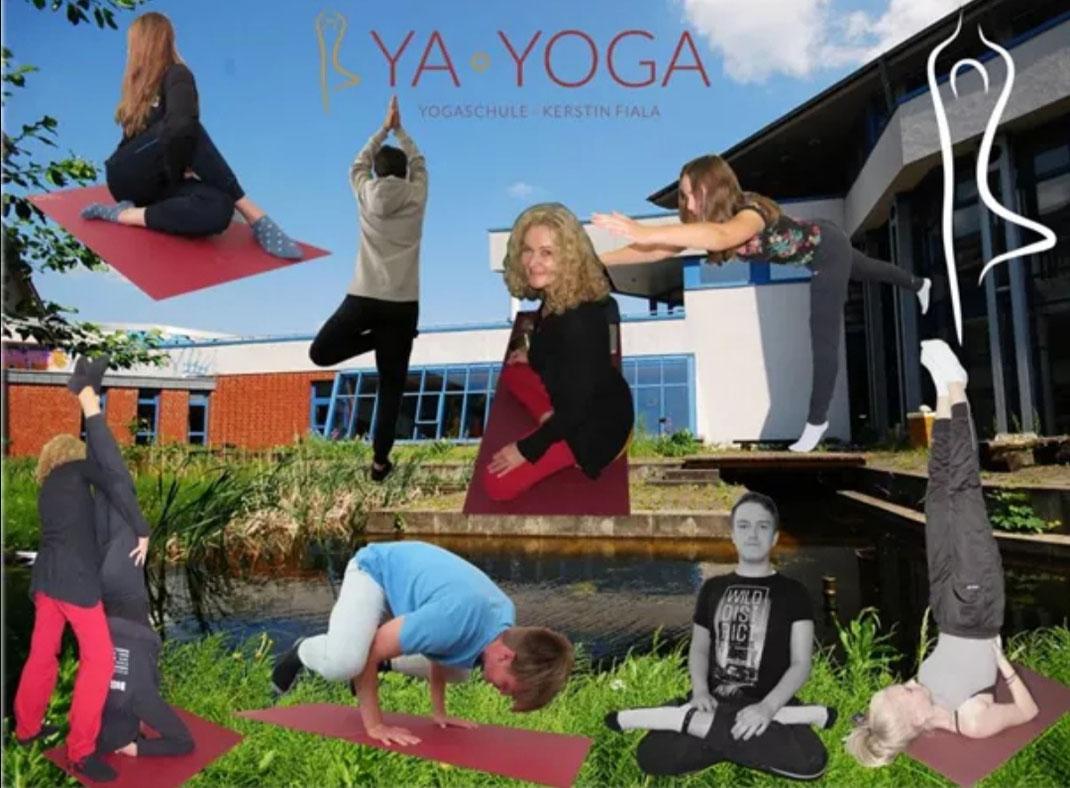 Projekttage mit Yoga