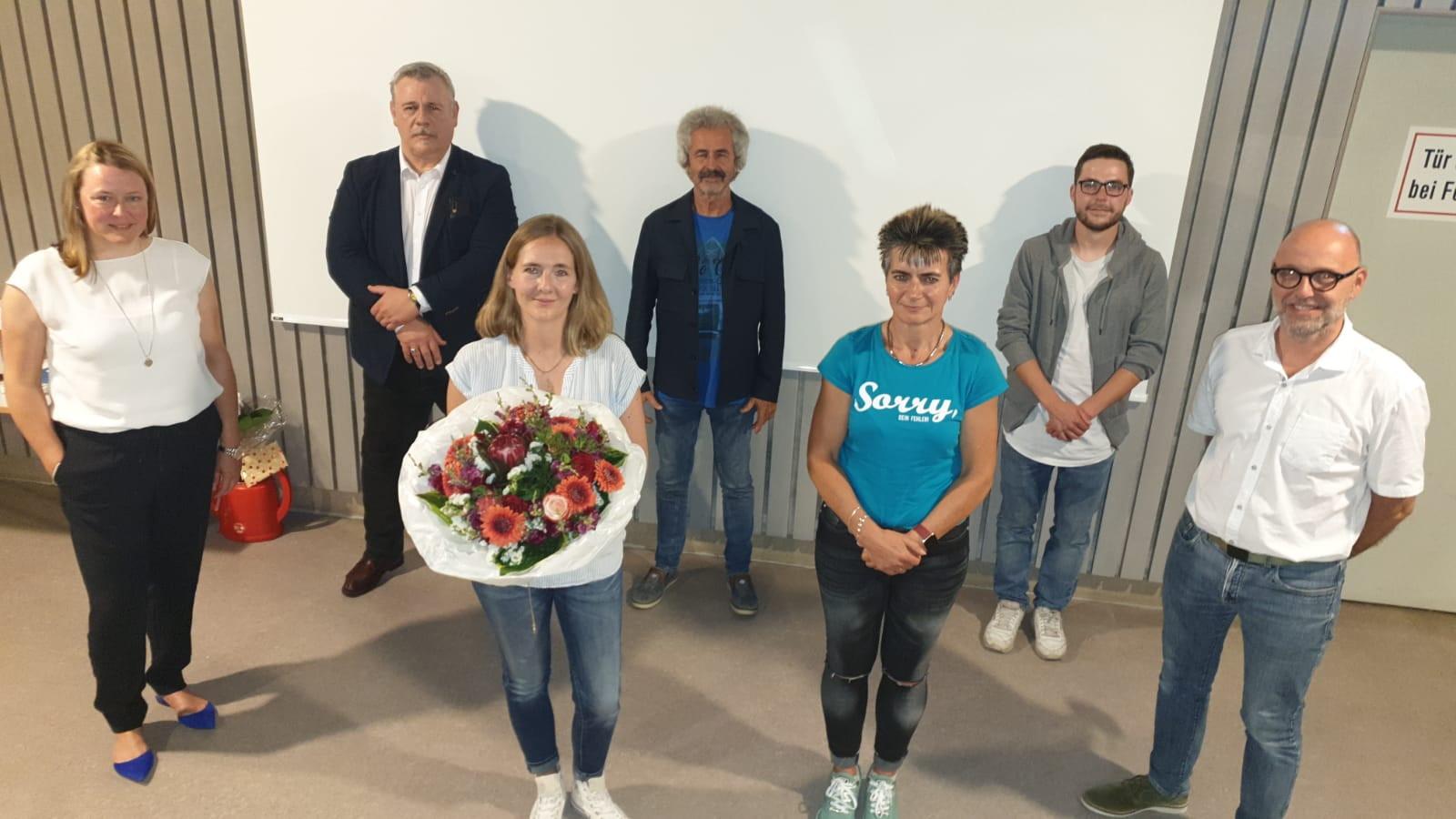 SPD-Taufkirchen wählt Christine Himmelberg zur Vorsitzenden