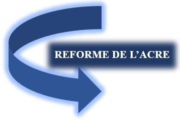 Secrétaire freelance, la réforme de l'ACRE