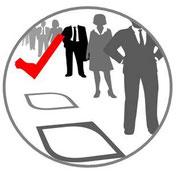 Secrétaire indépendante pour les professionnels
