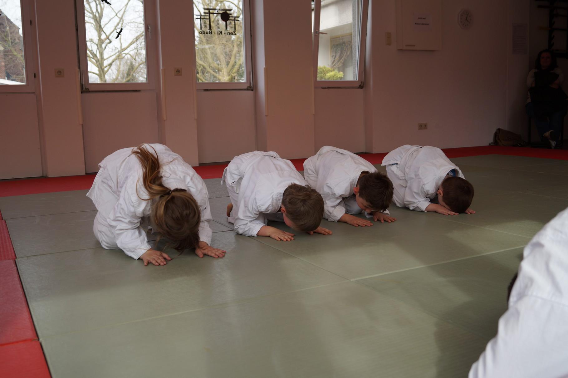 KampfMäuse - Sport für Kinder von 4 - 9 Jahren - Kinderturnen in Herne und Wanne-Eickel
